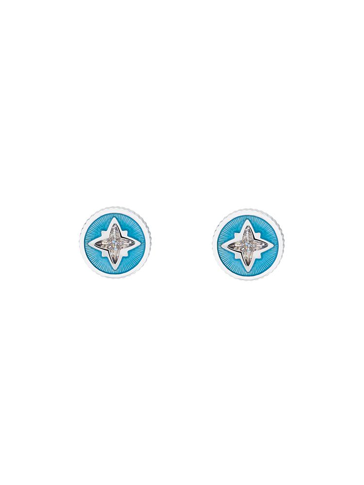 Taler Star Stud Earrings