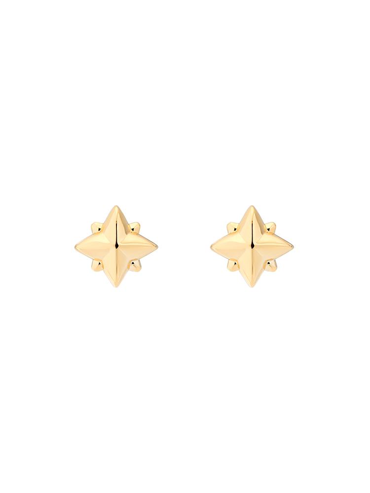 Bozena Mini Stud Earrings