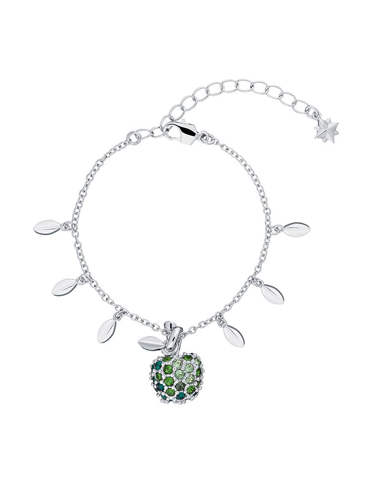 Pavé Apple Bracelet