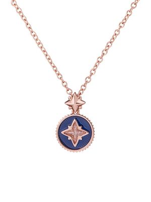 Taler Star Pendant Necklace