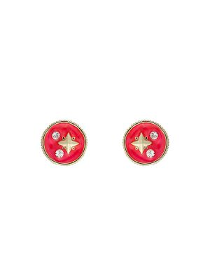 Vintage Star Stud Earrings