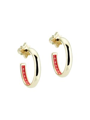 Revelum Hoop Earrings