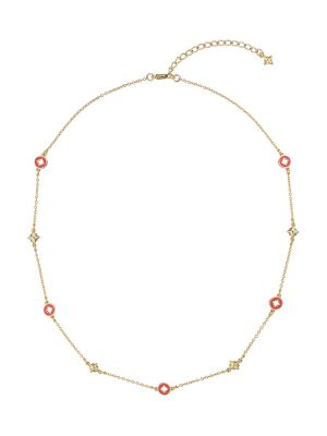 Taler Tiny Star Necklace