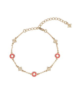Taler Tiny Star Bracelet Gold